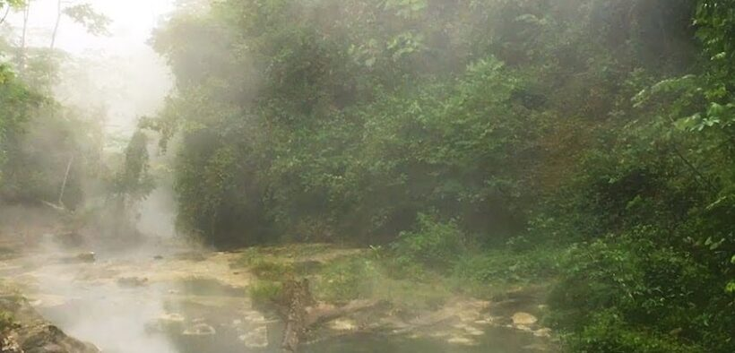 Peru'nun Efsanevi Kaynayan Nehri