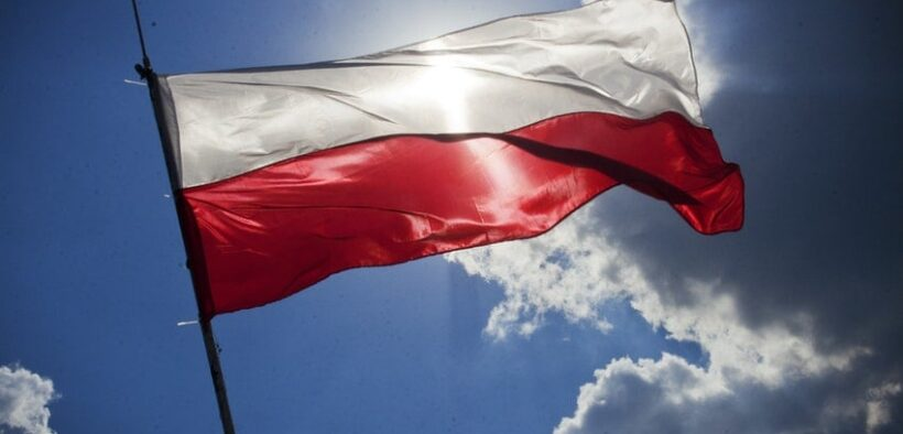 Polonya Bayrağı