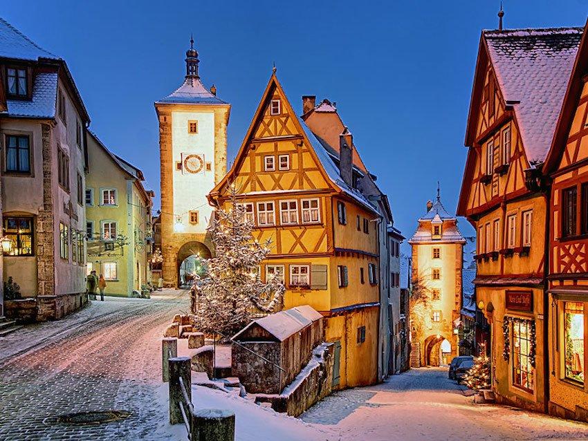 Almanya Romantik Yol