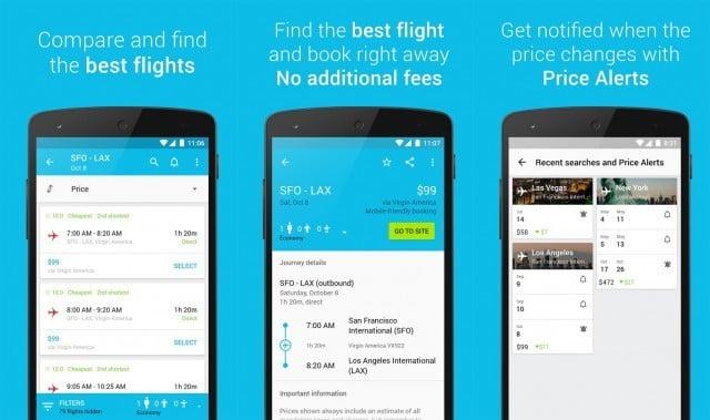 Ucuz Uçak Bileti Aramak için Harika Uygulamalar Skyscanner