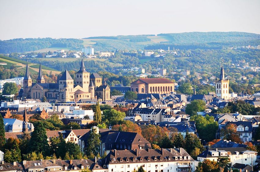 Trier Şehri