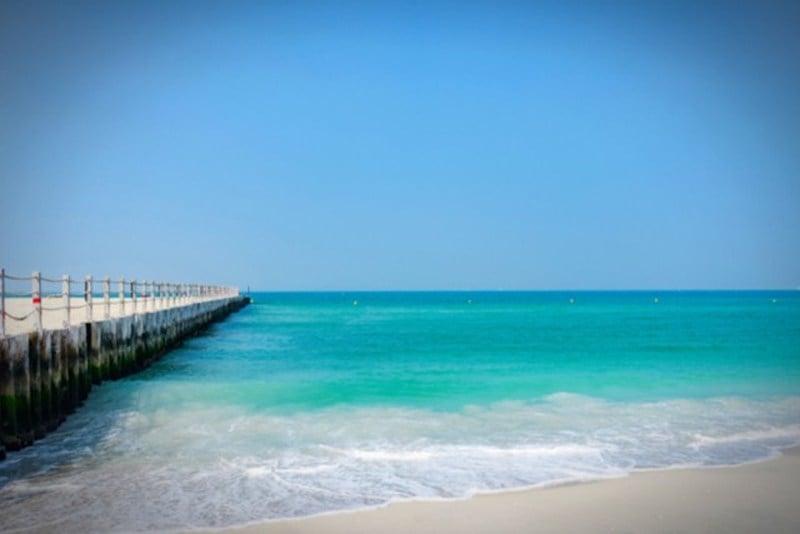 Dubai Azure Beach