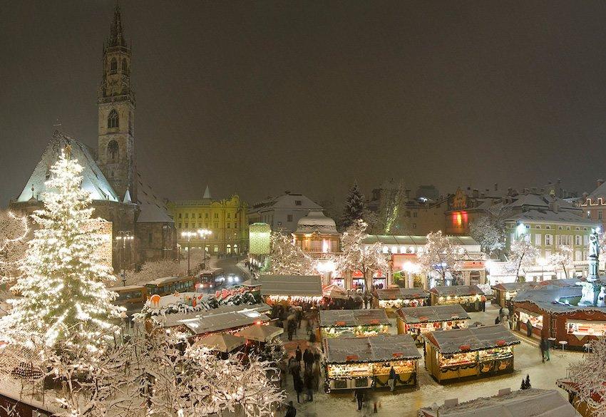 Bolzano Noel Pazarı