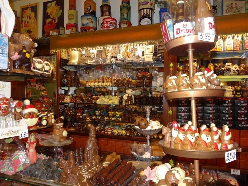 Brugge Rehberi Çikolata