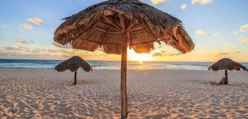 Dünyanın en turistik şehri Cancun Meksika