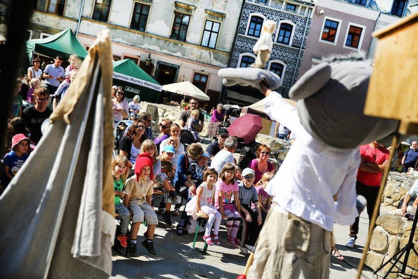 Lublin Avrupa Lezzet Festivali