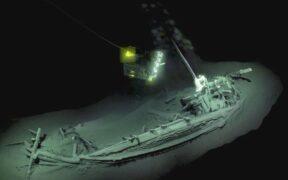 Dünyanın en eski gemi batığı
