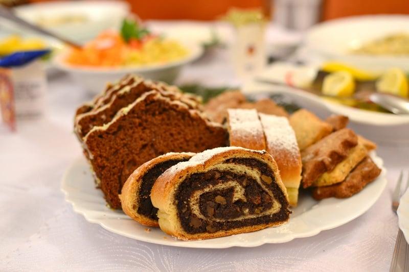 Polonya Yemekleri Makowiec