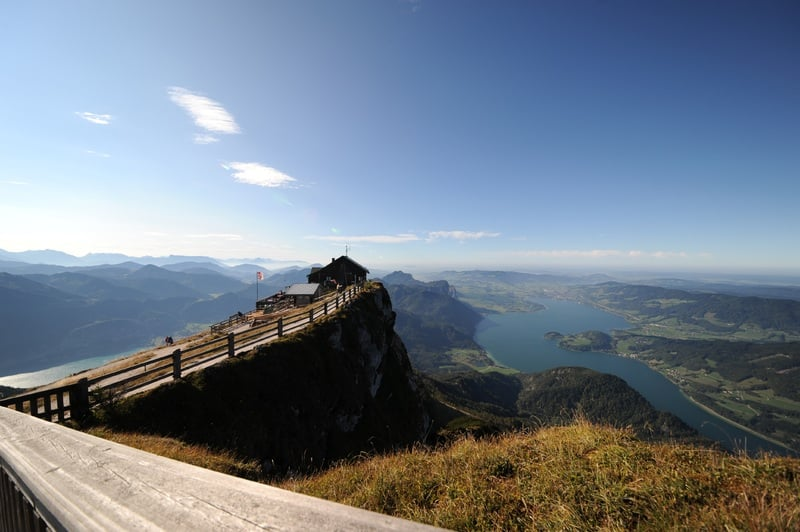 Schafberg Dağı