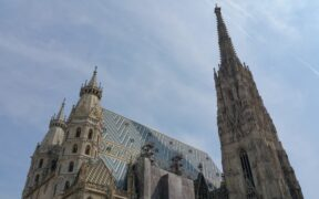 Viyana St. Stephen's Katedrali