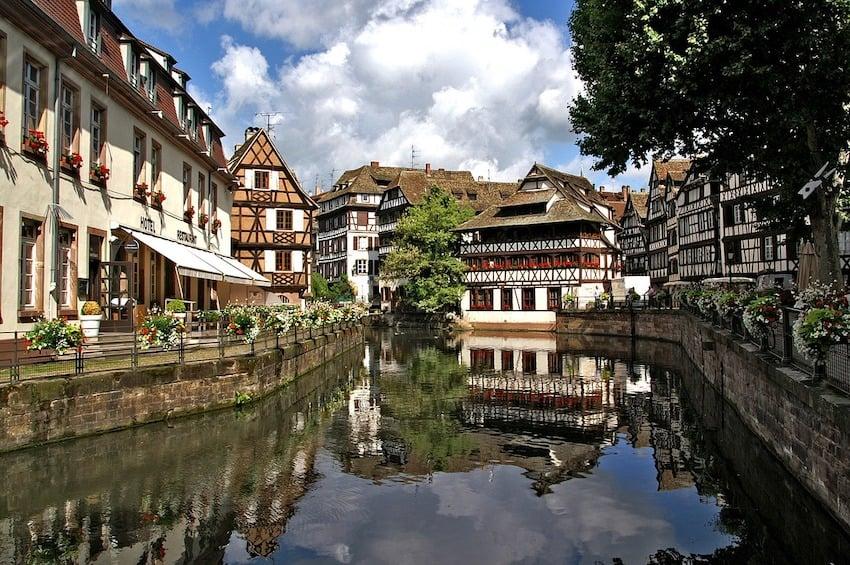 Strazburg Fransa