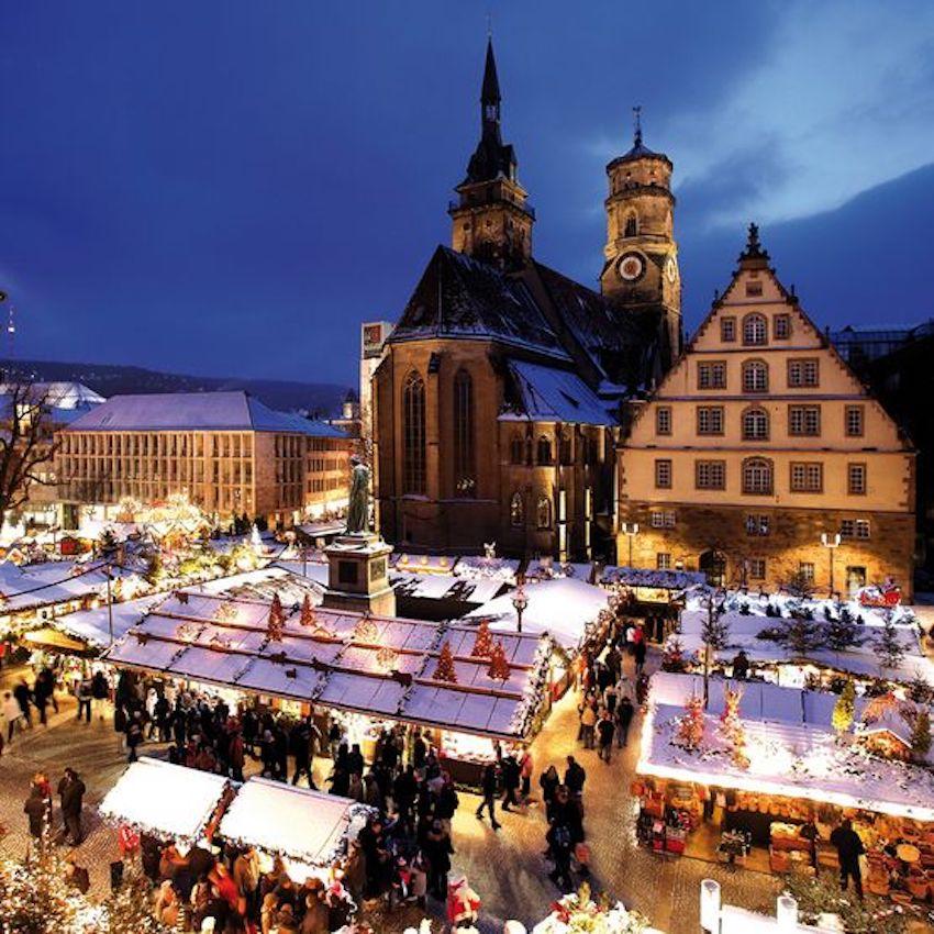 Stuttgart Noel Pazarı