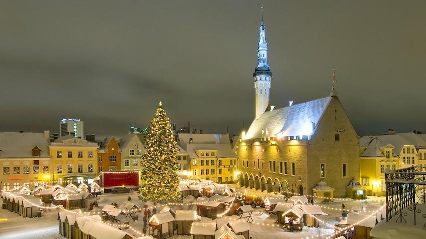 Talinn Noel Pazarı