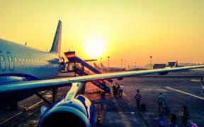 Uçak Giriş