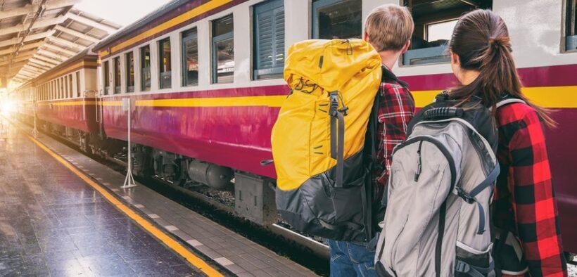 Avrupayı trenle gezmek