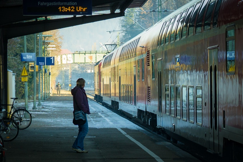 Avrupa Tren Seyahati