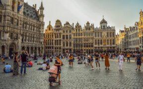 Belçika Ulaşım