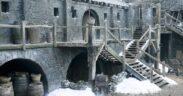 Game of Thrones Castle Black