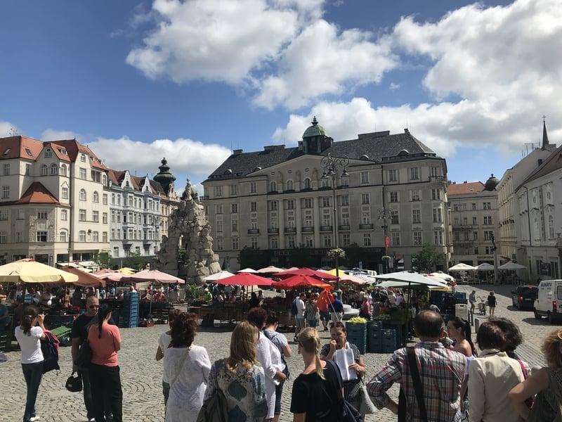 Çek Cumhuriyeti Gezilecek Yerler Brno