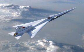 Süpersonik Uçak