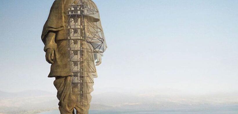 Dünyanın En Büyük Heykeli Statue of Unity