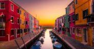 İtalya Burano