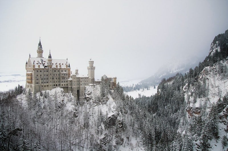 Almanya'da Kış