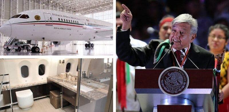 Meksika Başkanlık Uçağı