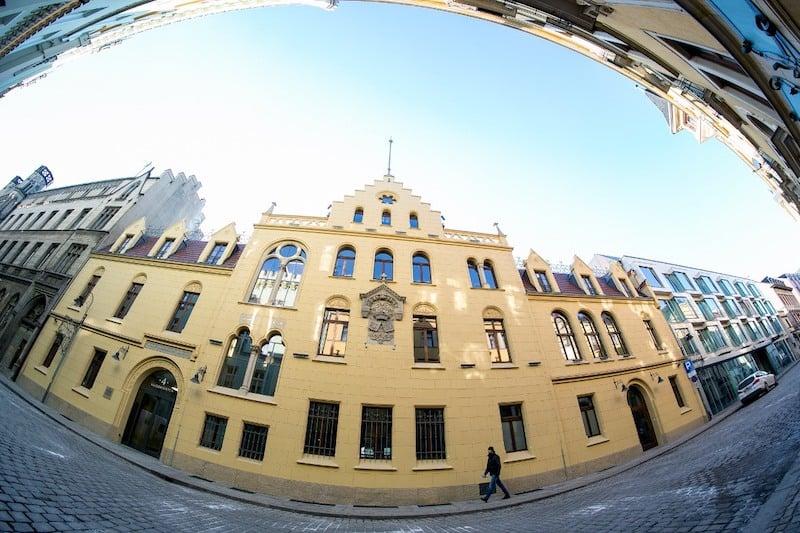 Wroclaw Dört Mezhepler Bölgesi