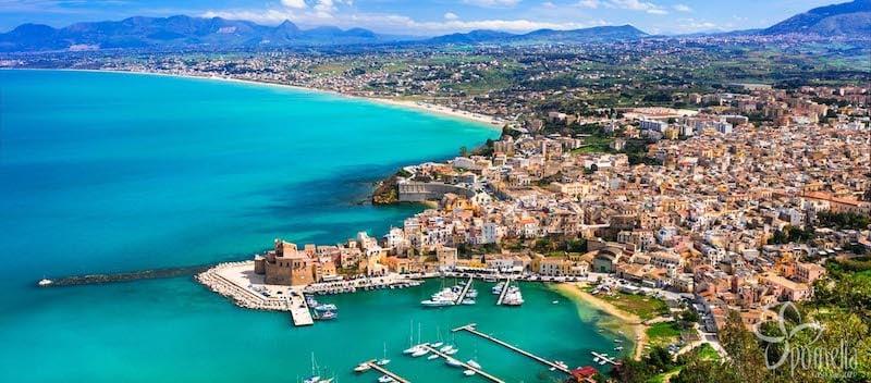 Castellammare del Golfo Sicilya
