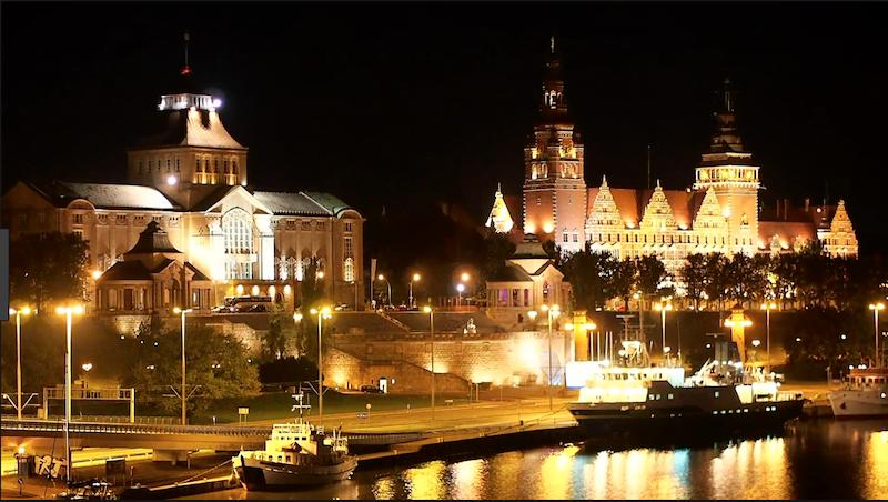 Szczecin Chrobry Dolgusu