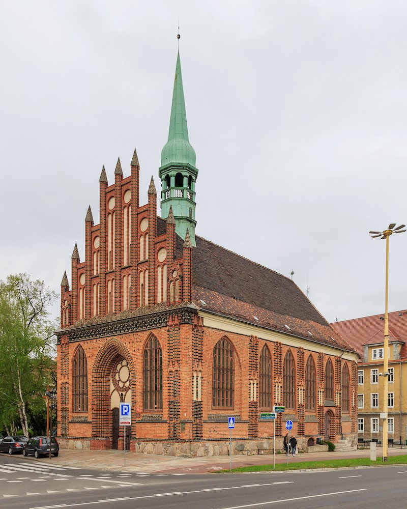 Szczecin Aziz Peter ve Paul Kilisesi