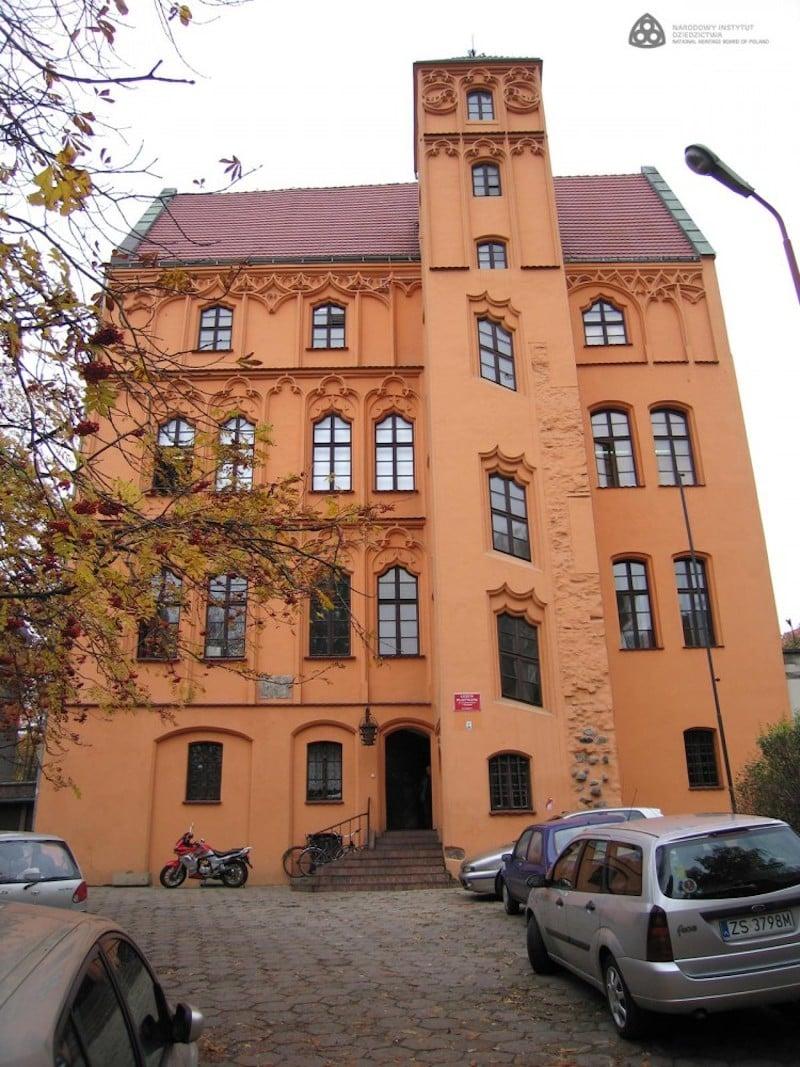 Szczecin Loitz Evi