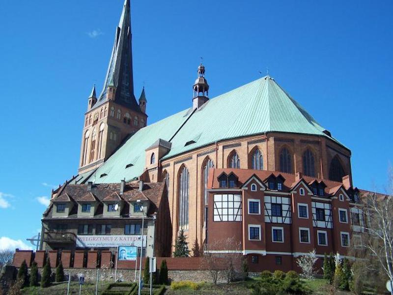 Szczecin St. James Katedrali