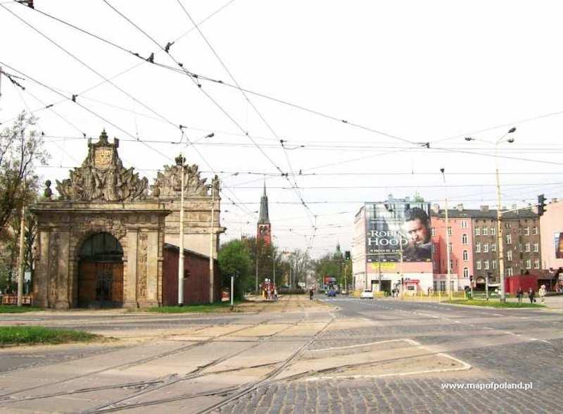 Szczecin Liman Kapısı