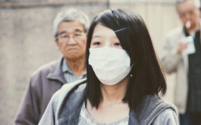 People using mask
