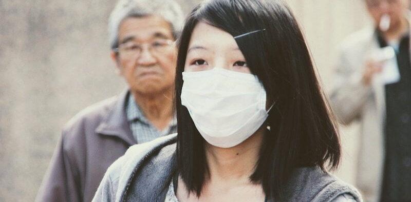 People using mask