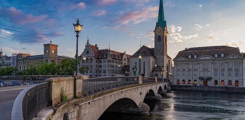 İsviçre, Zürih