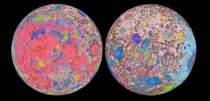 Jeolojik Ay Haritası