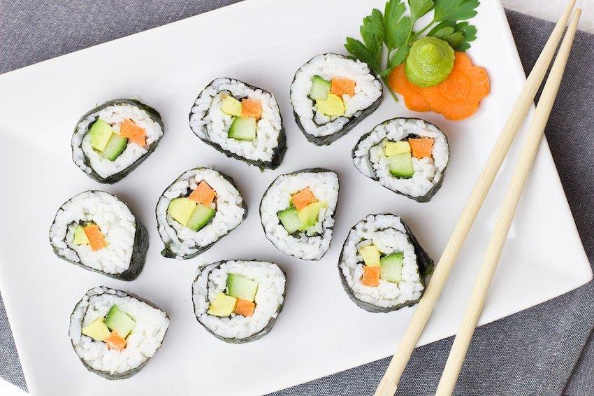 Asya Yemek