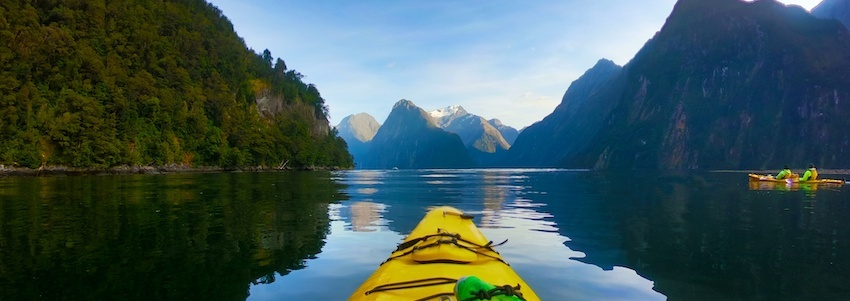 Fiordland, Yeni Zelanda