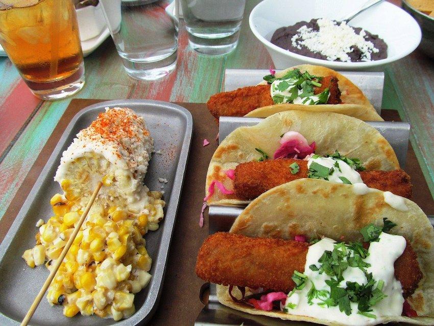 Meksika Yemek