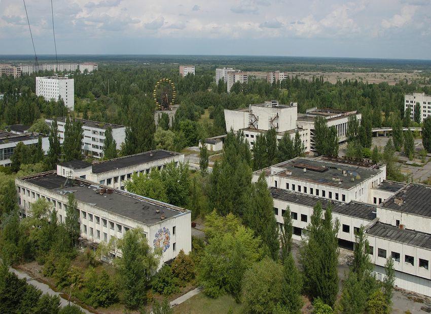 Pripyat, Kuzey Ukrayna