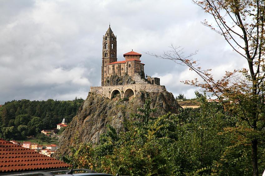 Saint Michel d'Aiguilhe, Fransa