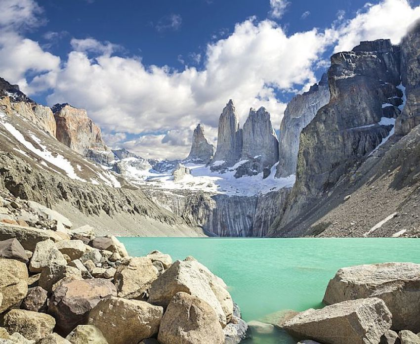 Torres del Paine, Şili