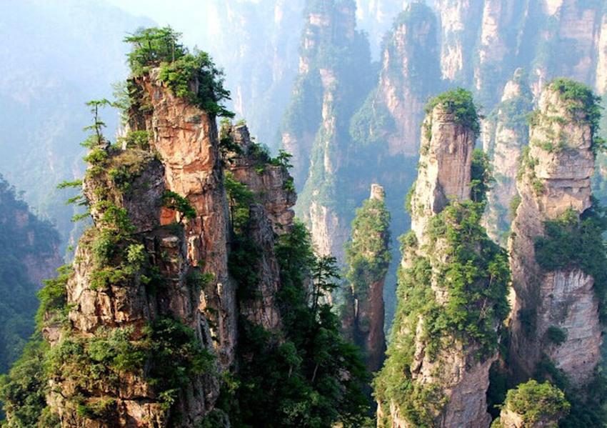 Wulingyuan, Çin