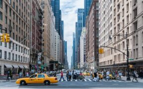Dünyanın En Zengin 10 Şehri New York