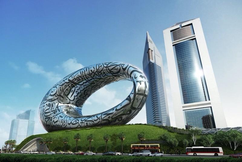 Dubai Gelecek Müzesi