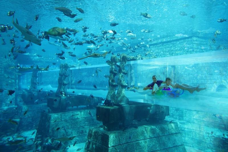 Dubai Su Parkı