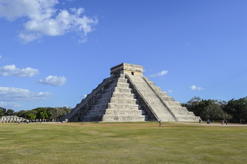 Chichen Itza (Yucatan Yarımadası, Meksika)